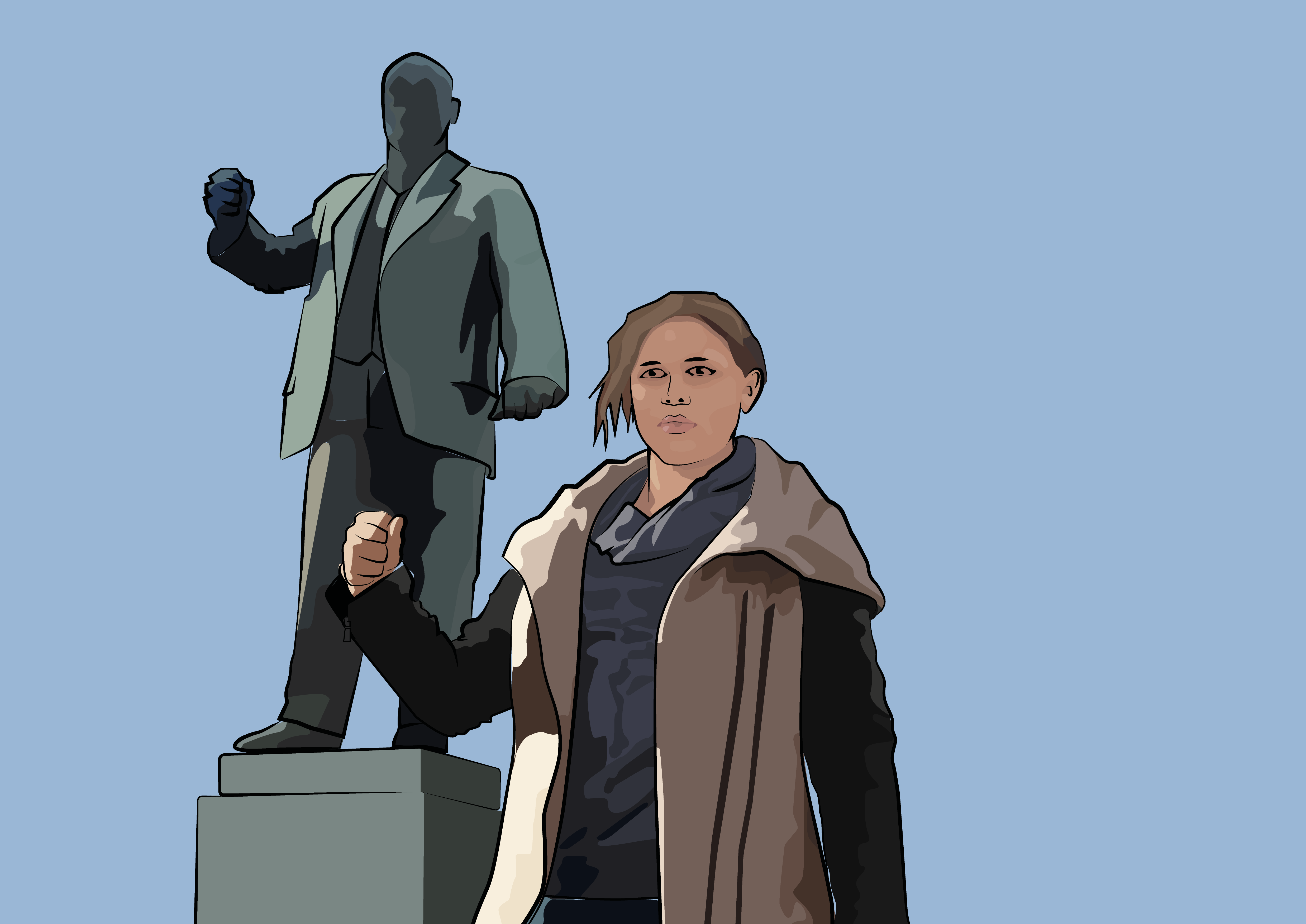 Die Revolution und ihre Enkel