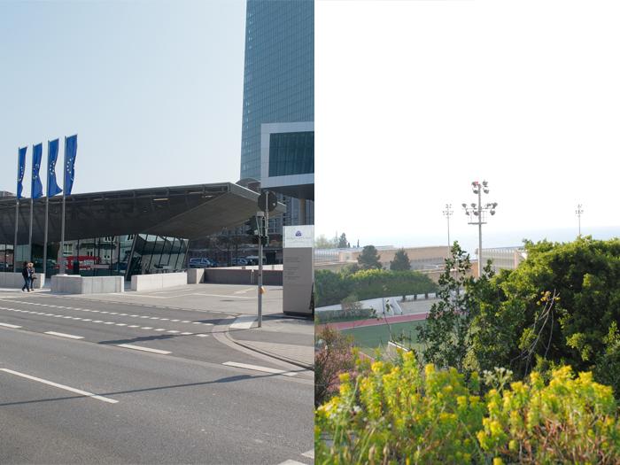 Station 3 (Frankfurt/Beirut)