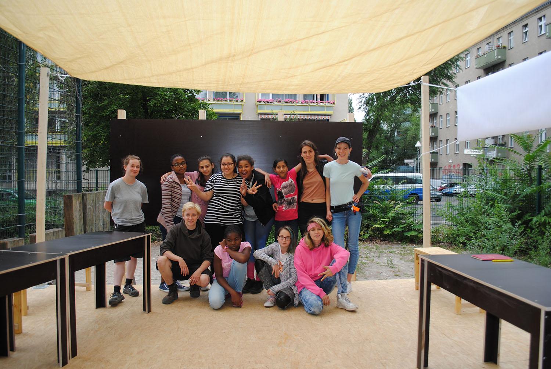 Gruppenfoto mit Baufachfrauen e.V.