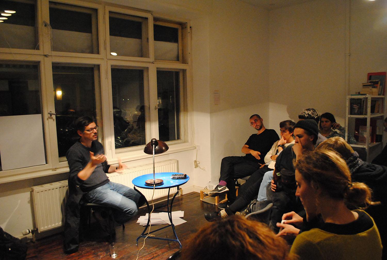 Vortrag zu Form und Formlosigkeit (Christian Driesen)